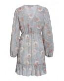 Claudette Floral Mini Dress