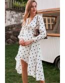 Corsica High-Low Dress