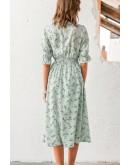 Aimee Vintage Midaxi Dress