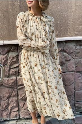Sabrina Floral Airy Dress