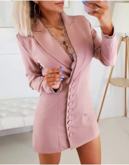 Antonia Glamour Blazer Dress