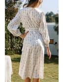 Veronica Floral Retro Dress