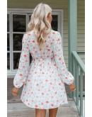 Eileen Floral Skater Dress