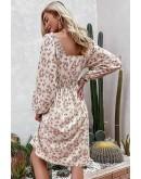 Bonnie Floral Midi Dress