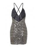 Ellen Sequin Party Mini Dress