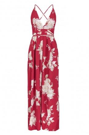 Constance Floral Maxi Dress