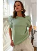 Sophia Pale Green T-shirt