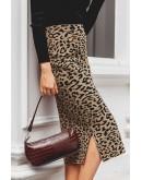 Tiana Knit Midi Skirt