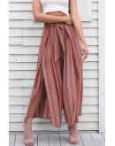 Emi Wide Leg Wrap Pants