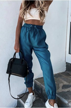 Muse Comfort Pants in Blue