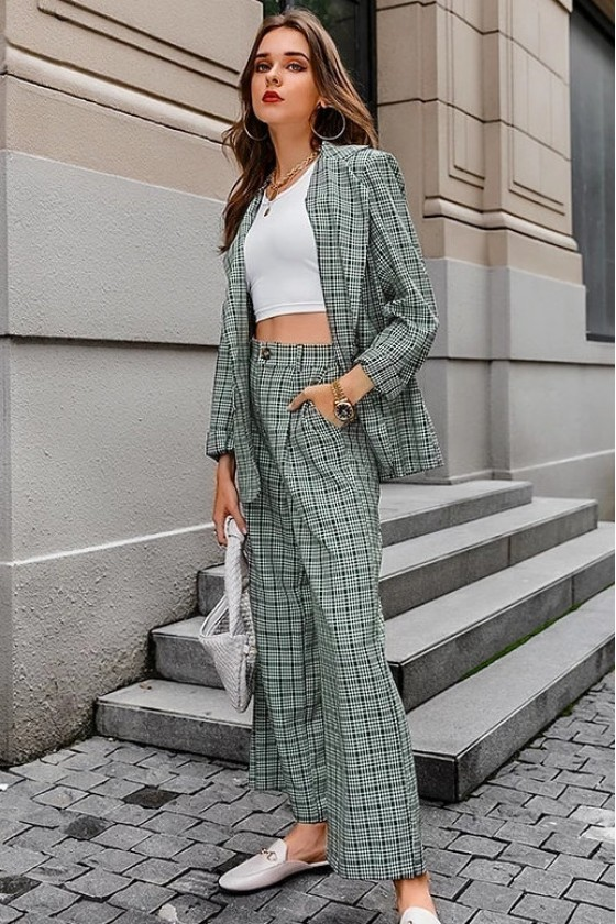 Claire Oversized Blazer Co-ord
