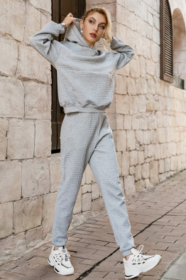 Libby Quilted Tracksuit Set
