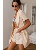 Vicki Blazer & Shorts Co-ord