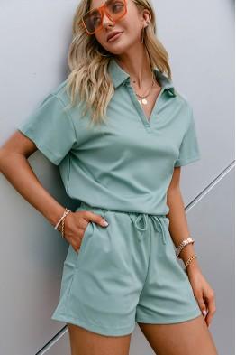 Ivana Shorts Co Ord Set